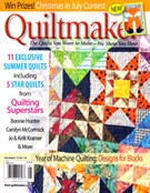 Quiltmaker Magazine 7/1/2014