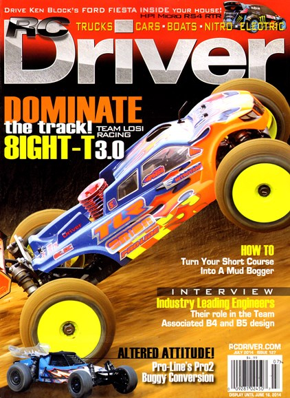 RC Driver Cover - 7/1/2014