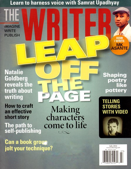 The Writer Cover - 7/1/2014