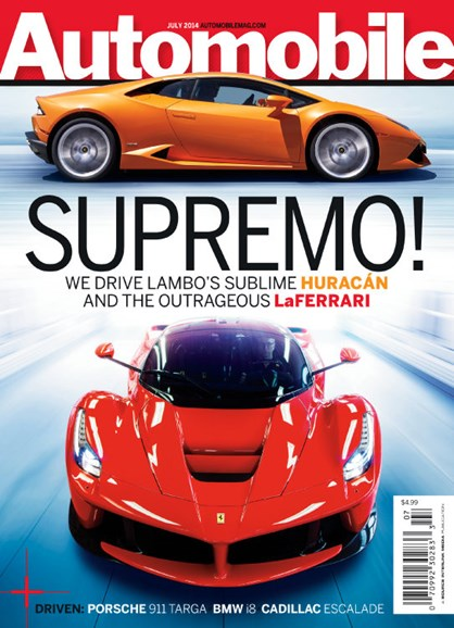 Automobile Cover - 7/1/2014
