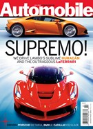 Automobile Magazine 7/1/2014