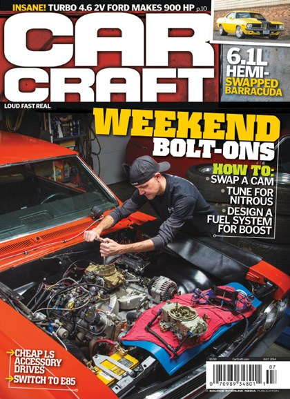 Car Craft Cover - 7/1/2014