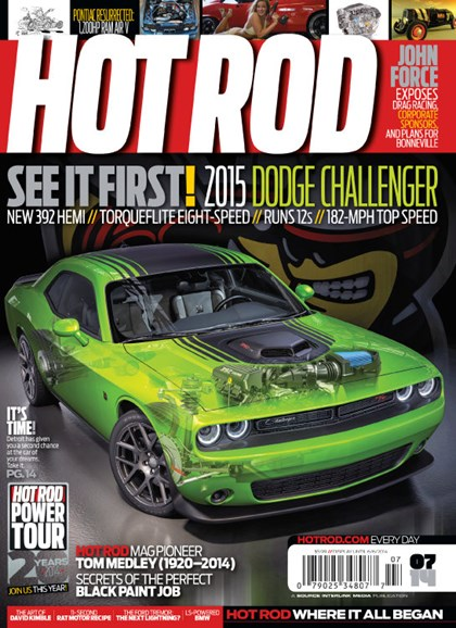 Hot Rod Cover - 7/1/2014