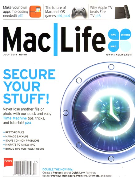 Mac | Life Cover - 7/1/2014