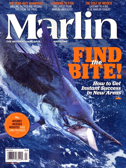 Marlin Cover - 7/1/2014