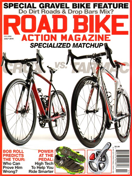 Road Bike Action Cover - 7/1/2014