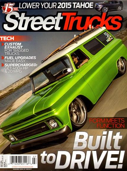 Street Trucks Cover - 7/1/2014