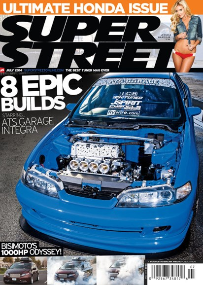 Super Street Cover - 7/1/2014