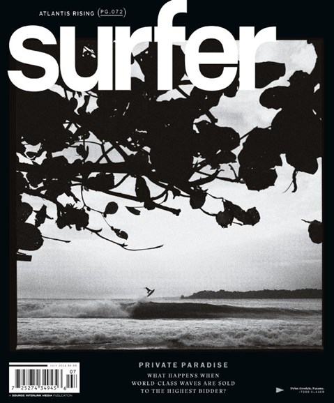 Surfer Cover - 7/1/2014