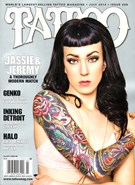 Tattoo Magazine 7/1/2014