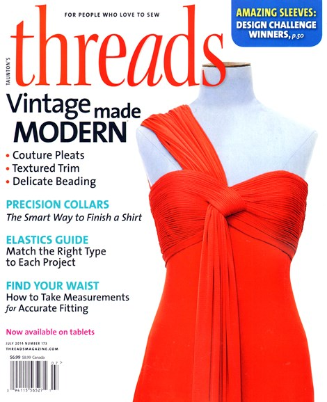 Threads Cover - 7/1/2014