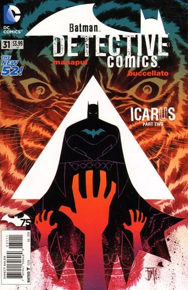 Detective Comics Cover - 7/1/2014