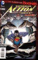 Superman Action Comics 7/1/2014