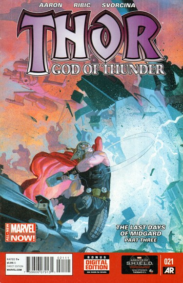 Thor Cover - 6/1/2014