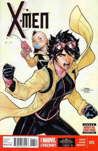X-Men Gold Cover - 6/1/2014