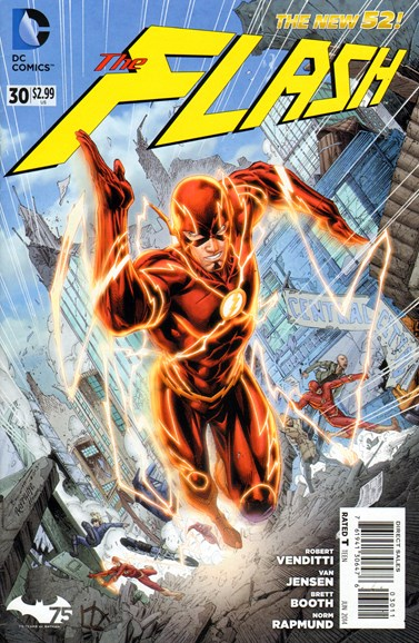 The Flash Cover - 6/1/2014