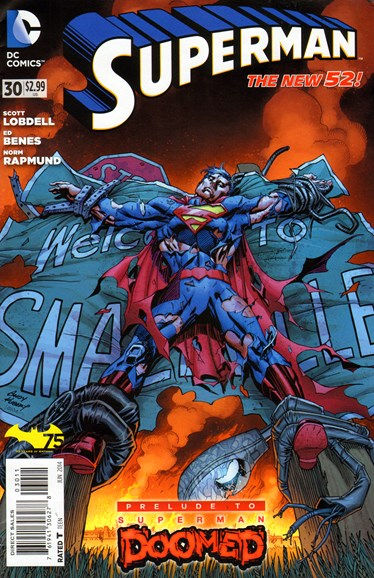 Superman Cover - 6/1/2014
