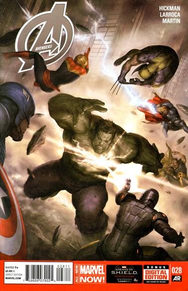 Avengers Cover - 6/1/2014