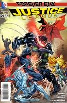 Justice League Comic 5/1/2014