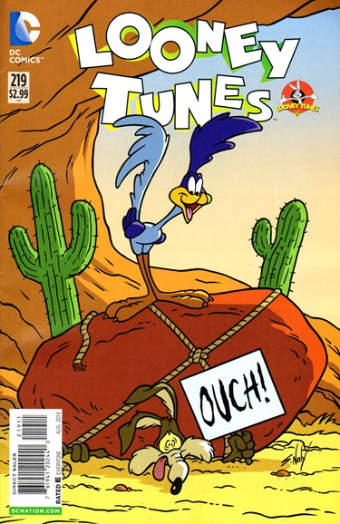 Looney Tunes Cover - 8/1/2014