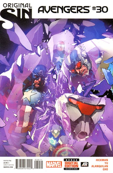 Avengers Cover - 7/1/2014