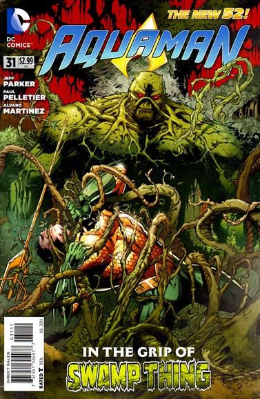 Aquaman Cover - 7/1/2014