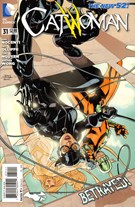 Catwoman Comic 7/1/2014