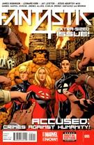 Fantastic Four Comic 7/1/2014