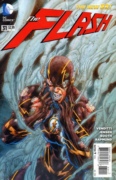 The Flash Cover - 7/1/2014