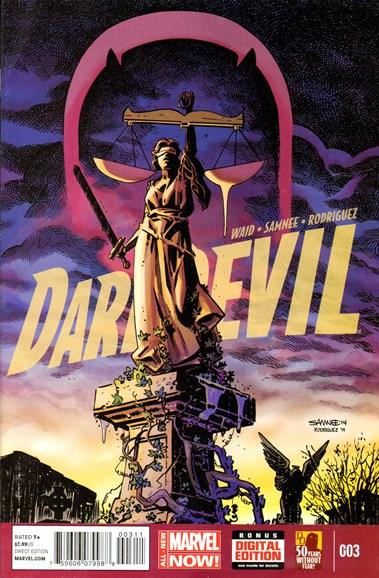 Daredevil Cover - 7/1/2014