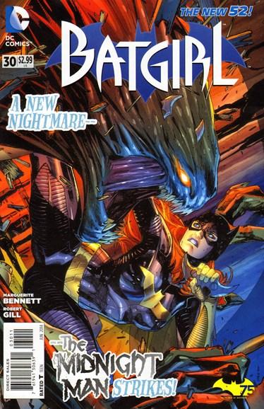 Batgirl Cover - 6/1/2014