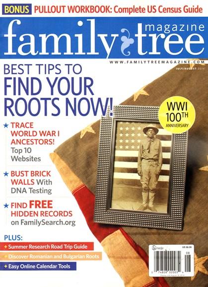 Family Tree Cover - 7/1/2014