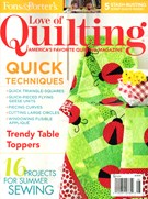 Fons & Porter's Love of Quilting 7/1/2014