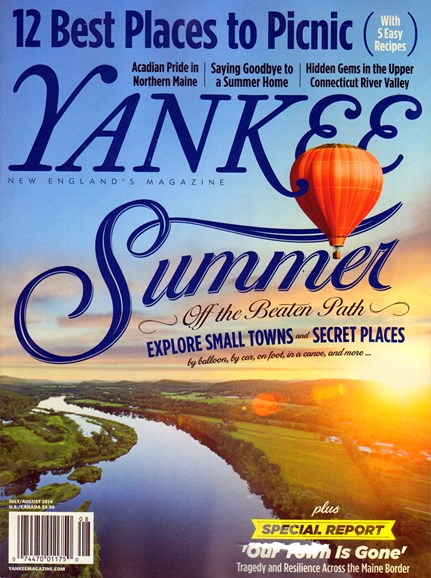 Yankee Cover - 7/1/2014