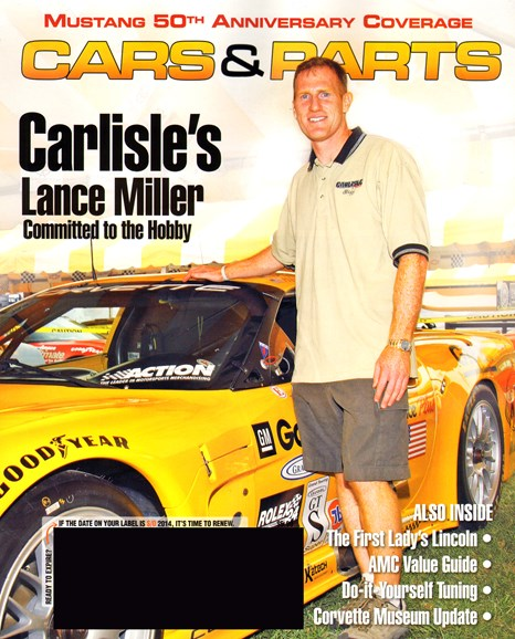 Cars & parts Cover - 8/1/2014