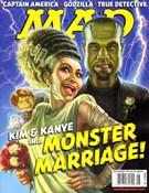 Mad Magazine 8/1/2014