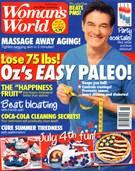 Woman's World Magazine 6/30/2014