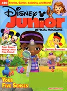Disney Junior Magazine 7/1/2014