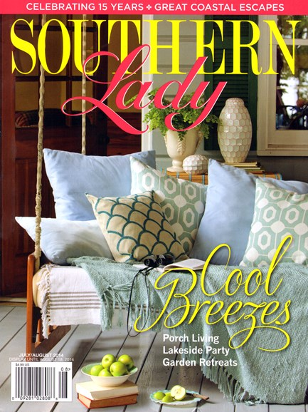 Southern Lady Cover - 7/1/2014