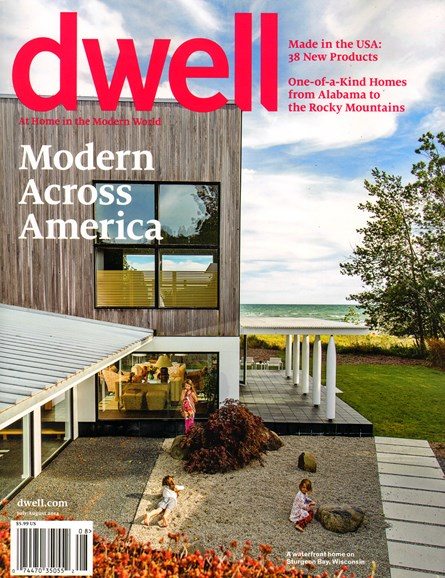 Dwell Cover - 7/1/2014