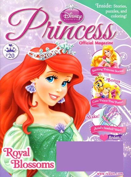 Disney Princess Cover - 7/1/2014