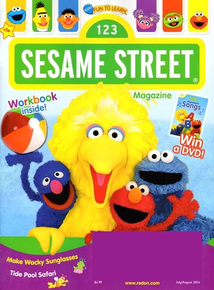 Sesame Street Cover - 7/1/2014