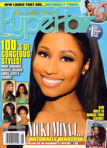 Hype Hair Cover - 7/1/2014