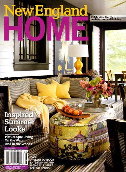 New England Home Cover - 7/1/2014