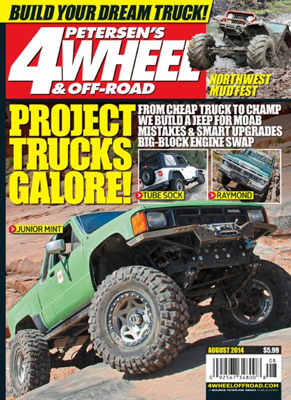 4 Wheel & Off-Road Cover - 8/1/2014