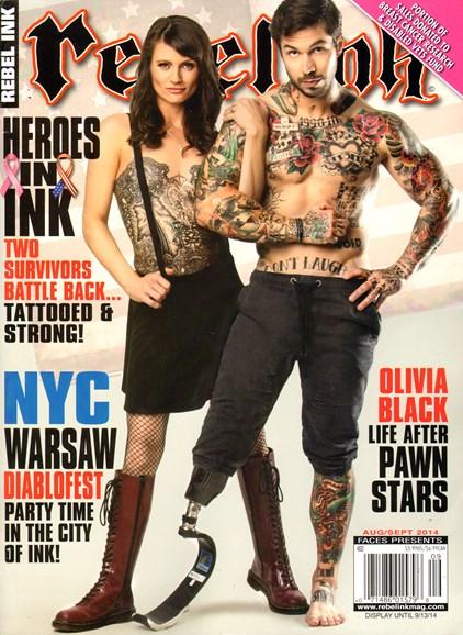 Rebel Ink Cover - 8/1/2014