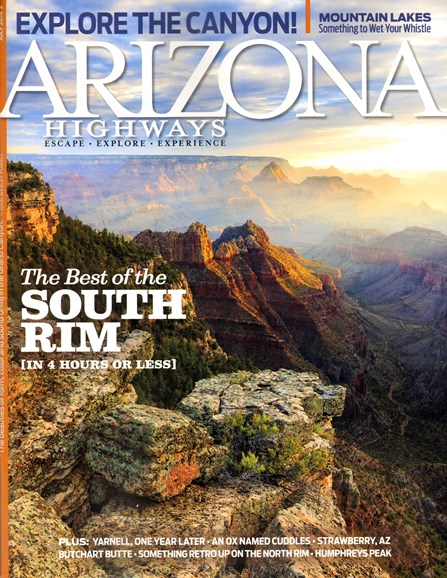Arizona Highways Cover - 7/1/2014