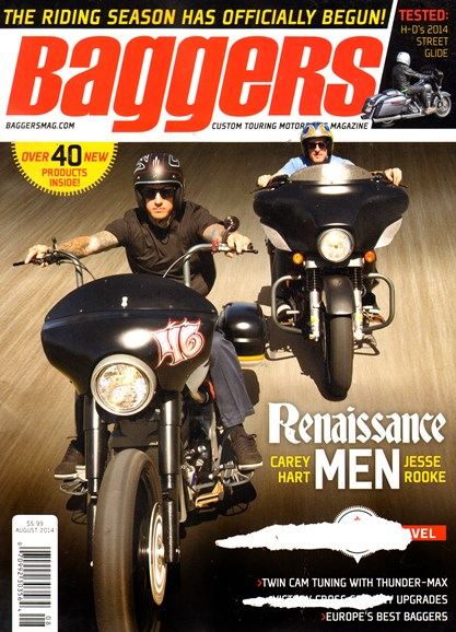 Baggers Cover - 8/1/2014