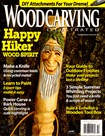 Wood Carving Illustrated Magazine | 6/1/2014 Cover