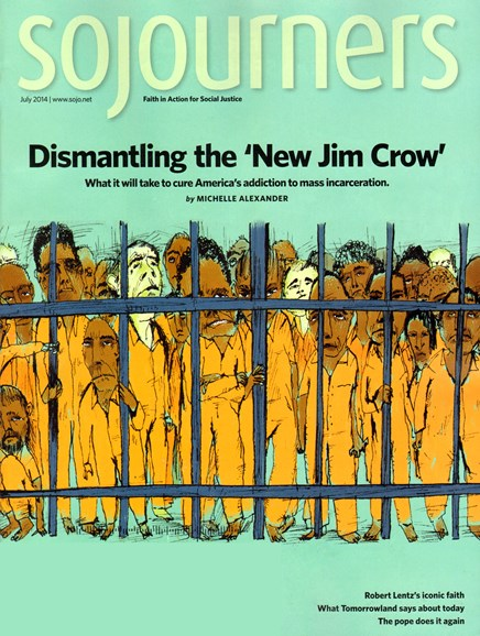 Sojourners Cover - 7/1/2014